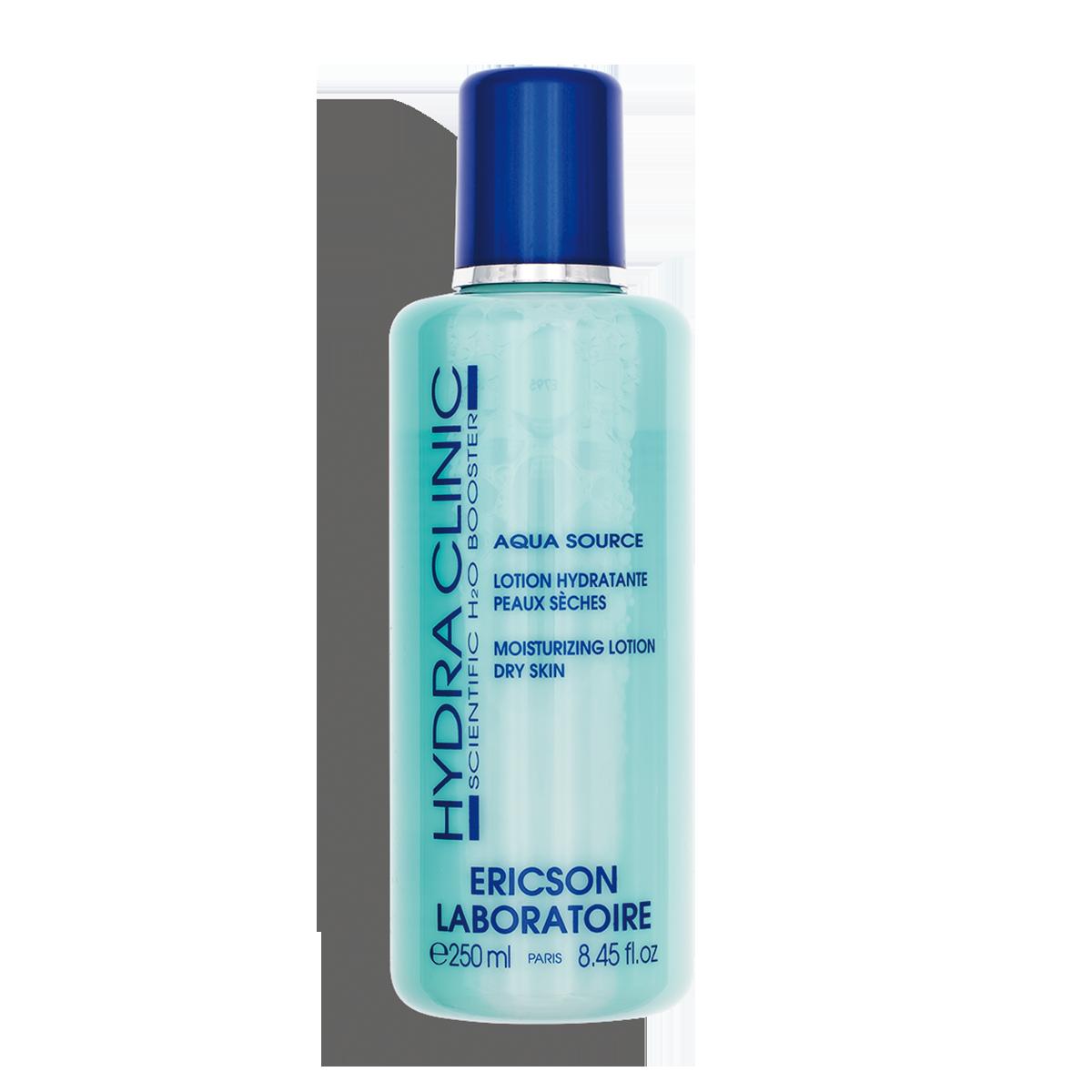 Hydra Clinic E795 - Nước cân bằng dành cho da khô Ericson Hydra Clinic Aqua Source Moisturising Lotion Dry Skin