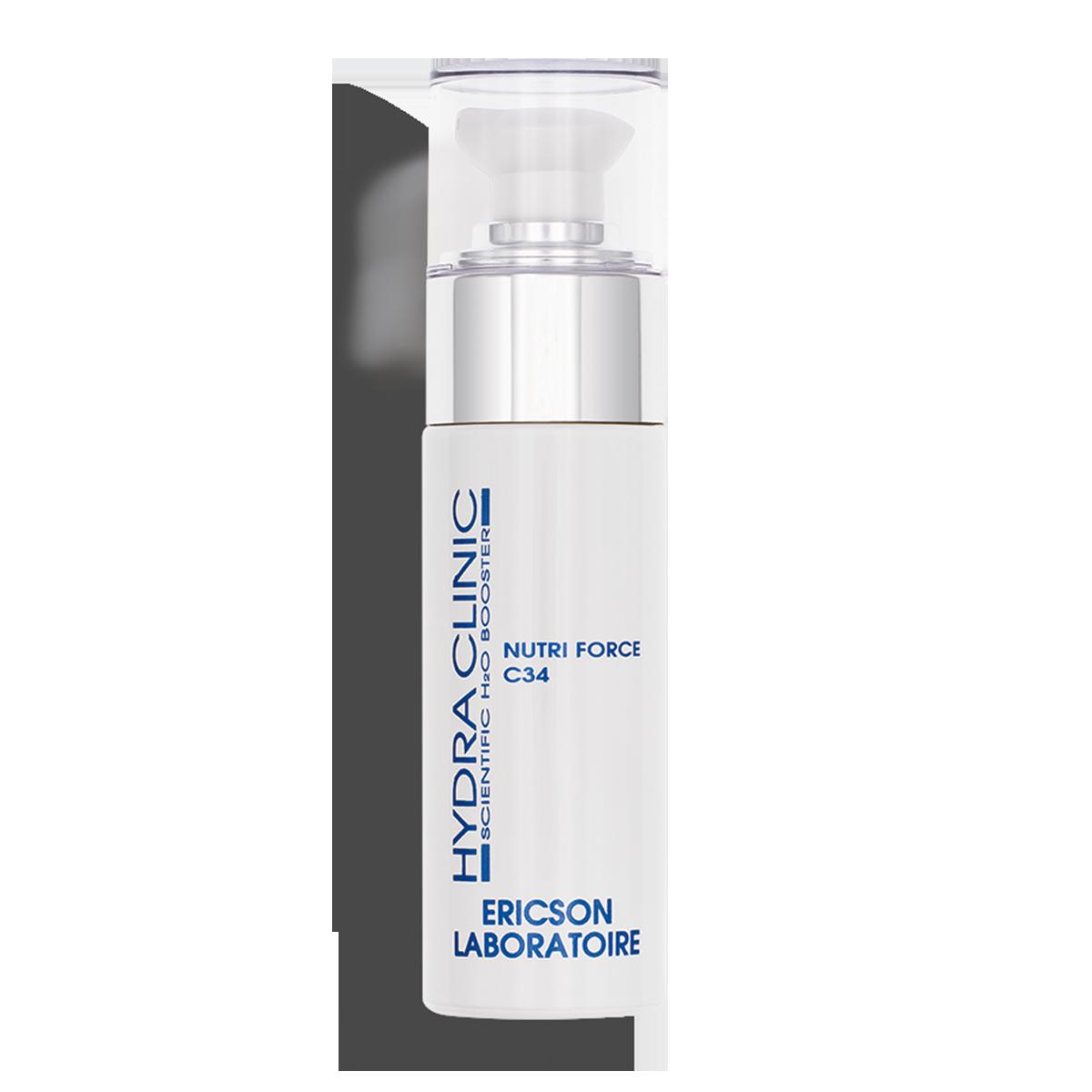 Hydra Clinic E797 - Tinh chất cấp nước dành cho da khô Ericson Hydra Clinic Nutri Force C34 Repair Serum