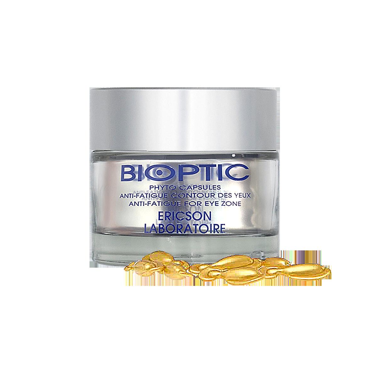 BIO OPTIC E232 - Viên nang thực vật chống mỏi mắt Anti – Fatigue Phyto Capsules