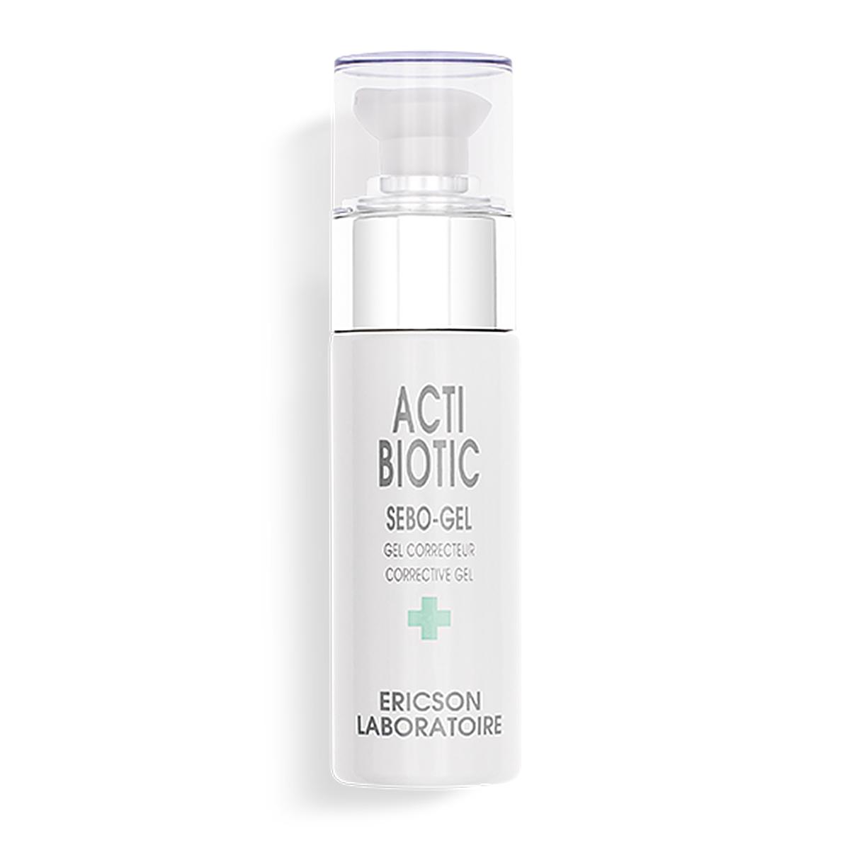 ACTI BIOTIC E530 - Gel điều trị mụn và giảm nhờn Sebo Gel