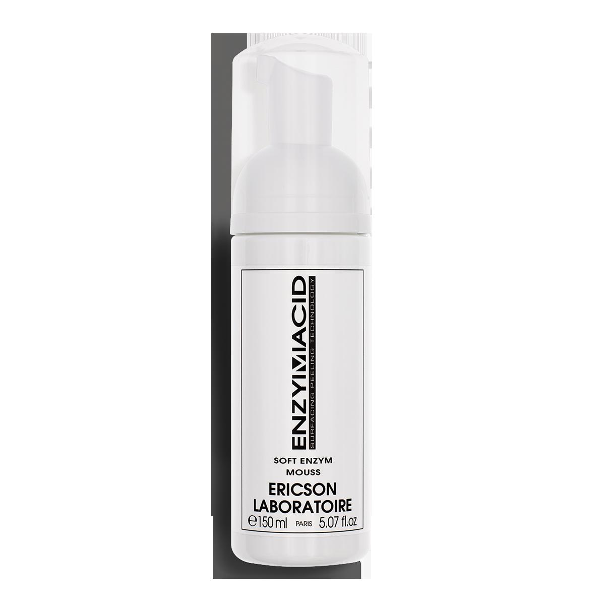 ENZYMACID E909 - Bọt rửa mặt tái tạo da Soft Enzyme Mousse